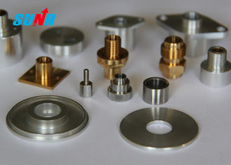 Aluminum Alloy Cnc Machining Parts Polishing Surface Treatment Customized Design